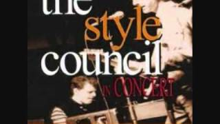 the style council-le depart