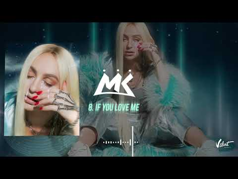 Мари Краймбрери feat. Alex Davia – If you love me (official audio)