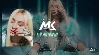 Мари Краймбрери feat. Alex Davia - If you love me (official audio)