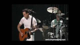 Bryan Adams - Fits Ya Good - Live at The Budokan, Japan