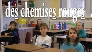 French for Kids le singulier et le pluriel en français singular plural Monsieur Zimmerman