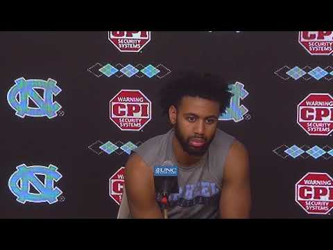 UNC Men's Basketball: Joel Berry pre-Michigan Press Conference