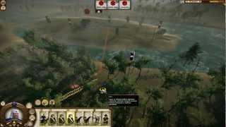 Total War Shogun 2 Fall of the Samurai Gameplay PC/HD