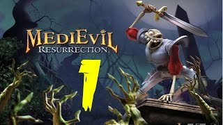 Medievil Resurrection Parte 1 Español