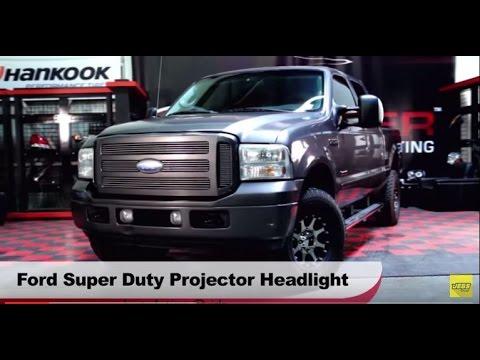 2005-2007 Ford F250 F350 F450 Super Duty LED Halo ...