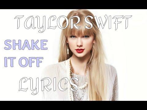 Taylor Swift-Shake it off LYRICS