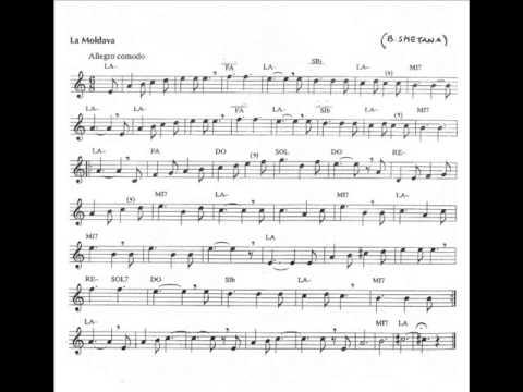 V Is For Violin la Moldava (tema) - Yo...