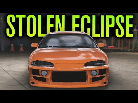 I STOLE THE ECLIPSE! | Midnight Club LA Let's Play
