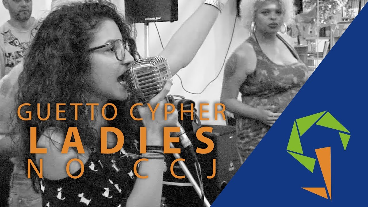 GUETTO CYPHER LADIES NO CCJ