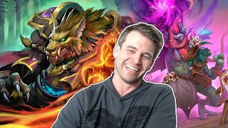(Hearthstone) Bigger and Badder and More Archmagelike
