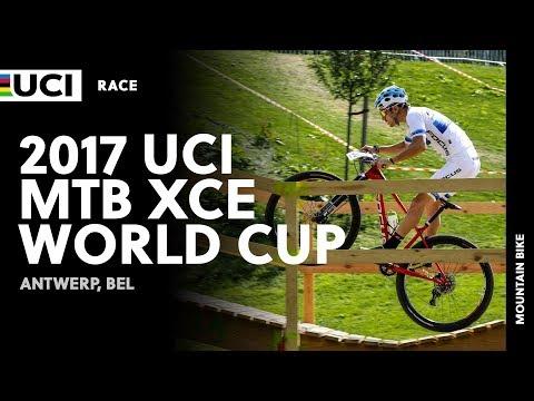 UCI Mountain Bike XCE World Cup  Antwerp BEL