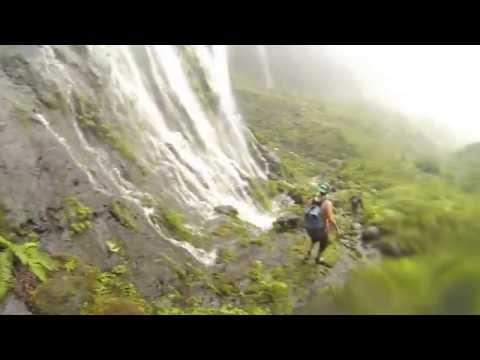 The Weeping Wall - Mount Waialeale - Kauai