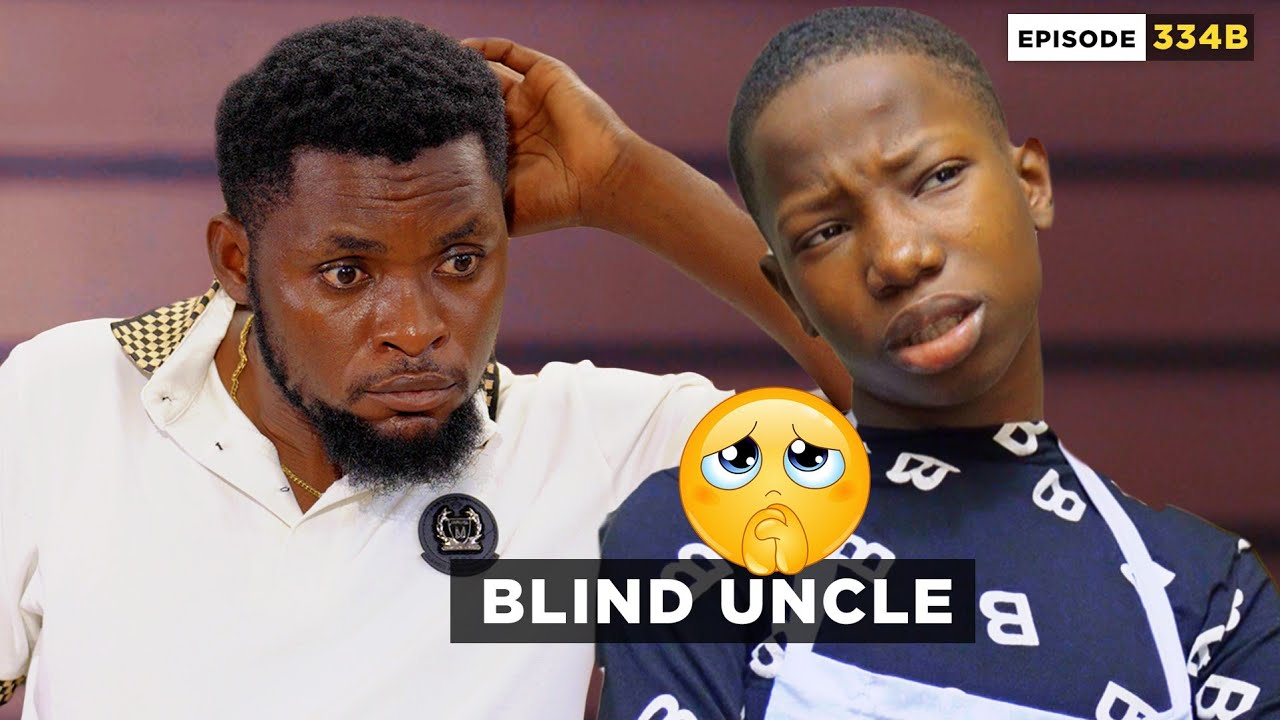 Download My Uncle is Blind - Throw Back (Mark Angel Comedy)