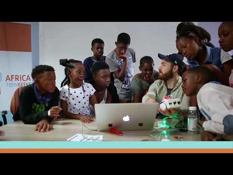 EQUALS in Tech Awards 2017 Finalist: Africa Teen Geeks