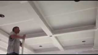 Drywall Taping on Turnberry House Model (Sandstar Homes/Arthur Rutenberg LLC)