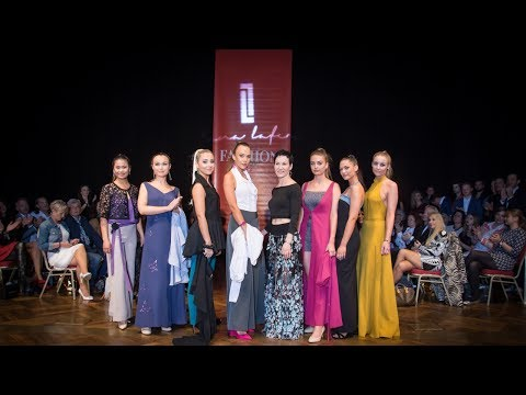 Lana Lafer Modenschau, Secret Fashion Show, München, Mai 2017