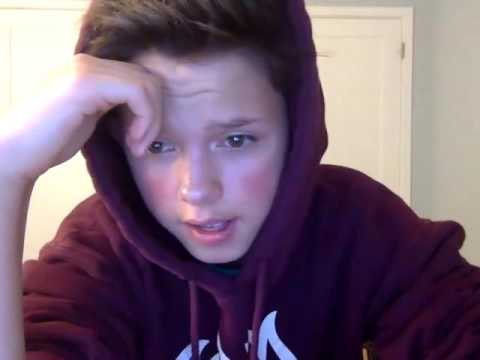 Jacob Sartorius — YouNow Broadcast 13/05/2016