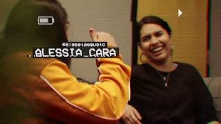 Alessia Cara backstage tells all, getting over heartbreak, self doubt, hardest song to write + more!