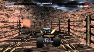Dolphin Emulator 4.0.2 | Monster Jam: Maximum Destruction [1080p HD] | Nintendo GameCube