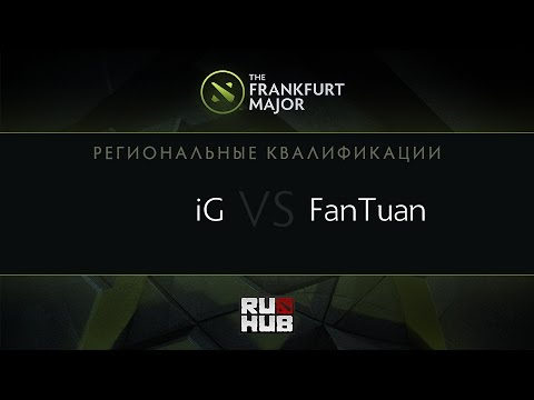 IG - Team FanTuan, Frankfurt Major Quali, Game 2