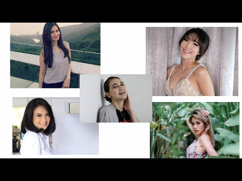 5 artis indonesia yang pernah tersandung scandal video syur (Porno)