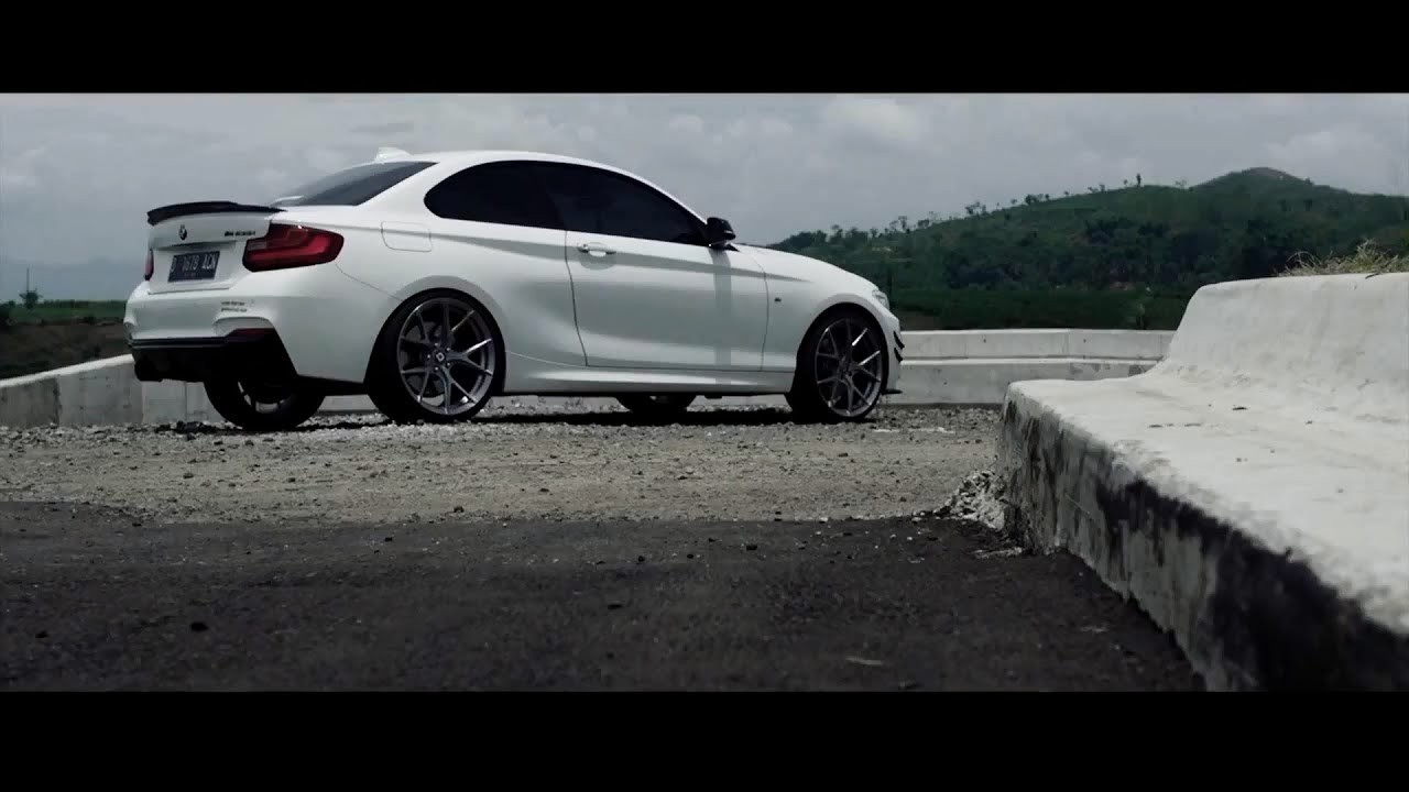 bmw m235i armytrix with klassen id wheels and exotics. Black Bedroom Furniture Sets. Home Design Ideas