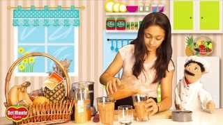 Eat Right With Chef Alfredo - How To Make A Healthy Fruit Smoothie