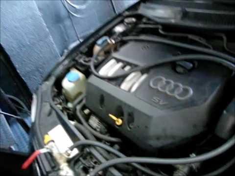 Audi A3 Vazamento De Oleo Motor
