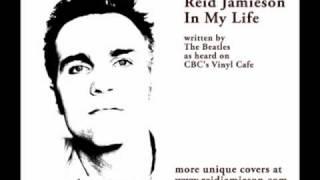 In My Life (Beatles cover) - Reid Jamieson live in Montreal with Vinyl Cafe / Stuart McLean