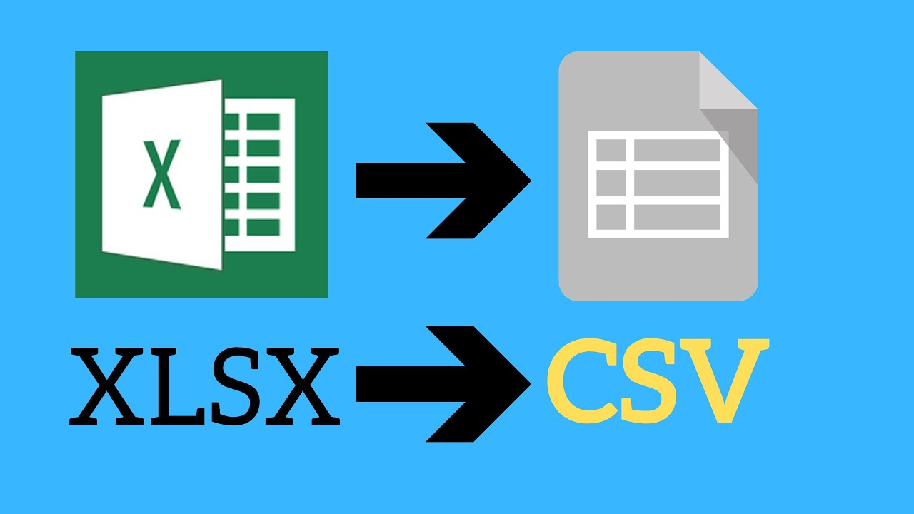 🤓VBA Convert XLSX to CSV File - Entire Directory🤓