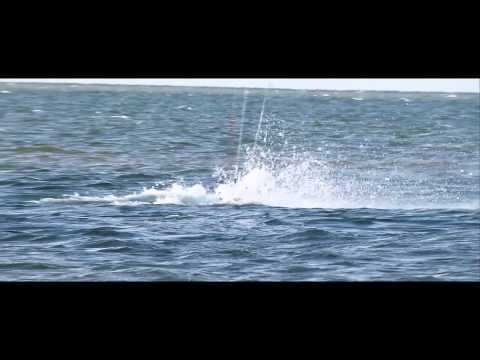 Kite surfing Brouwersdam Holland