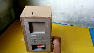 How to Make ATM card and Coin