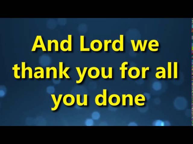 we-glorify-your-holy-name-church-lyrics