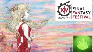 Final Fantasy XIV - Stormblood - Tokyo Fan Festival 2016 (ITA)