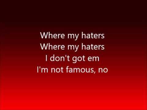 Im not famous   AJR Clean edit and lyrics