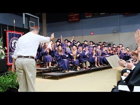 Carolina Day School Commencement flip