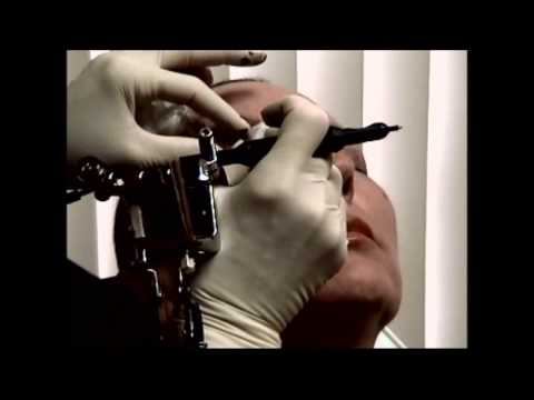 Eyeliner By Accent Permanent Makeup Youtube