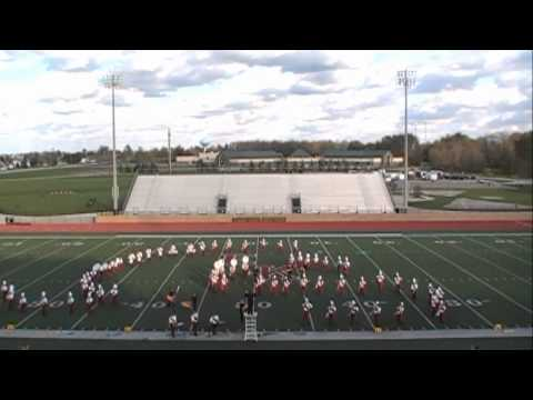 Constantine High School Band 2011 at East K entwood