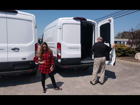 2019 Ford Transit Cargo Van - Specs & Interior