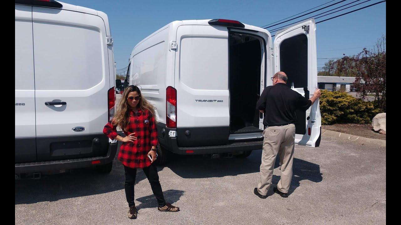 2019 ford transit cargo van - specs  u0026 interior