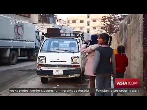 Syria Truce: UN to aid 154,000 besieged Syrians in five days