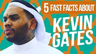 Kevin Gates: 5 Fast Facts