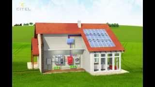 Überspannungsschutz für Photovoltaikanlagen - Dachanlage