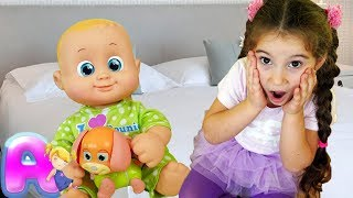 Anna Play with Baby Doll & Toys