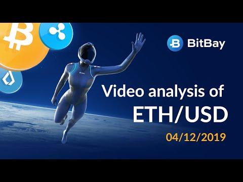 Ethereum Price Technical Analysis ETH/USD 04/12/2019 – BitBay