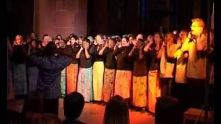 Lesedi Show Choir & Mokolé - Sanibonani - Dumelang - © hanzwang