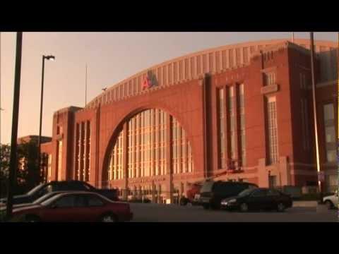 American Airlines Center Dallas TX 2001.wmv
