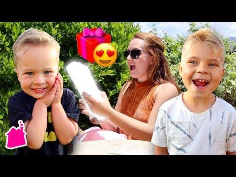 Kids Weirdest Mother's Day Presents! 🤪