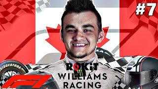 Mega udany weekend dla Williamsa!!! GP Kanady️ F1 2019 #7 MafiaSolecTeam