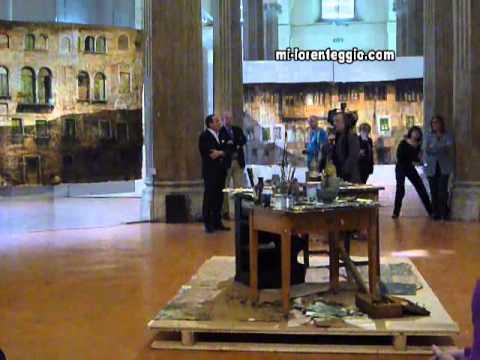 Safet zec capolavori senza tempo in mostra alla rotonda for Senzatempo milano